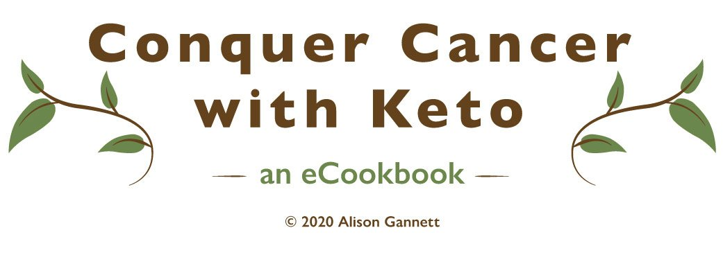 Conquer Cancer with Keto Cookbook