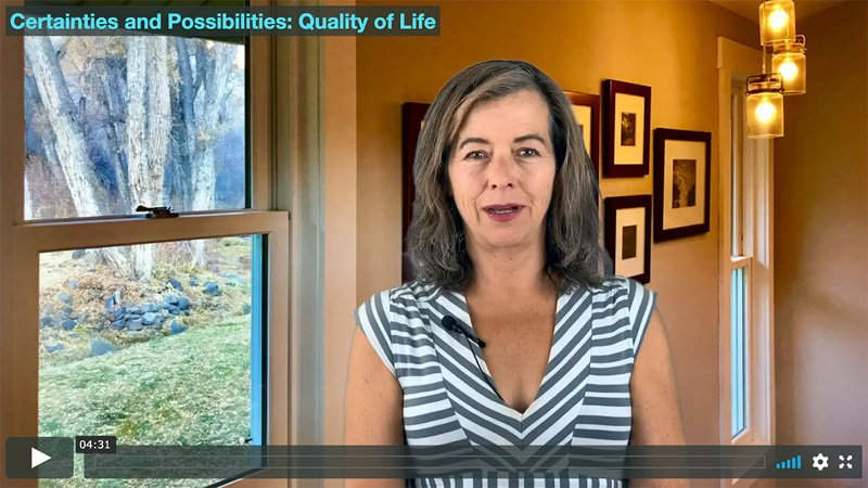 conquer cancer - quality of life